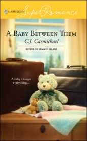 A Baby Between Them by CJ Carmichael