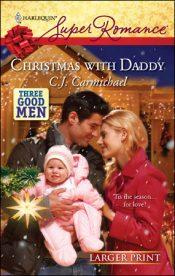 Christmas With Daddy by CJ Carmichael