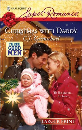 Christmas With Daddy by CJ Carmichael