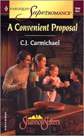 A Convenient Proposal by CJ Carmichael