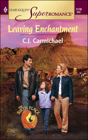 Leaving Enchantment By Cj Carmichael border=