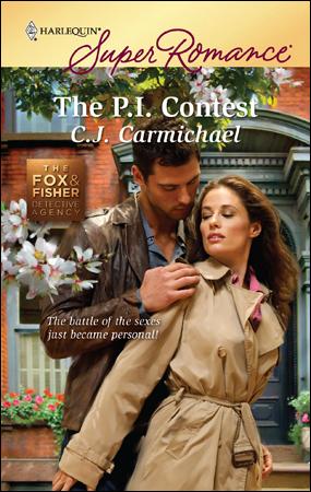 The P.I. Contest by CJ Carmichael