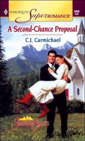 A Second-Chance Proposal by CJ Carmichael