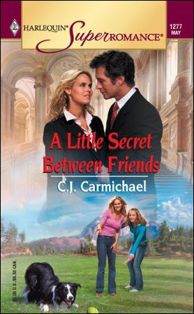 A Little Secret Between Friends by CJ Carmichael