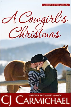 A Cowgirl's Christmas by CJ Carmichael