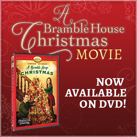 A Bramble House Christmas Cast.Is It True That One Of Your Books Was Made Into A Movie