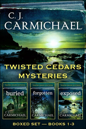 Twisted Cedras Anthology by CJ Carmichael