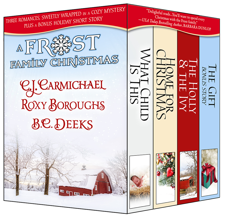 A Frost Family Christmas Anthology
