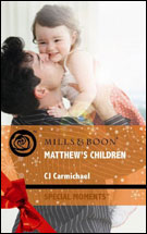UK edition of Matthew's Children